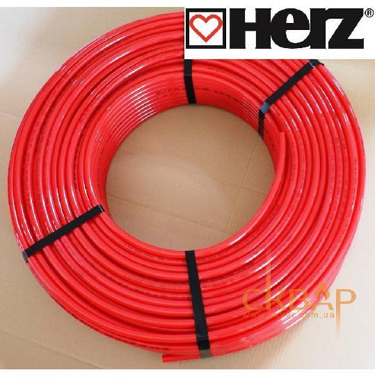 Herz Труба PE-RT 16*2 мм в бухтах 600м.