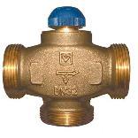 Herz Клапан термостатичний триходовий CALIS-TS-RD (розподілення потоків до 100%) Dn=20