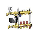Herz COMPACTFLOOR Light (електронний насос) 8 відводів