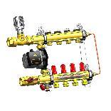 Herz COMPACTFLOOR Light (3-х швидкісний насос) 8 відводів